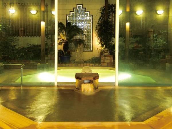 大浴場内風呂一例