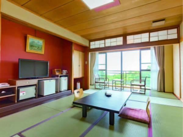 【客室/例】10~12畳のゆったりとした和室※2017.6月リニューアル