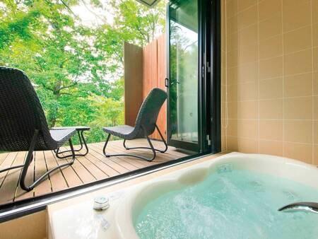 【半露天風呂付】和室/一例