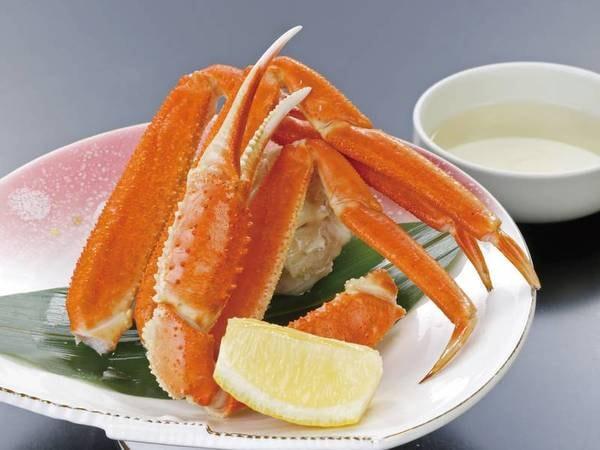 【追加注文】紅ずわい蟹も!※別途料金がかかります