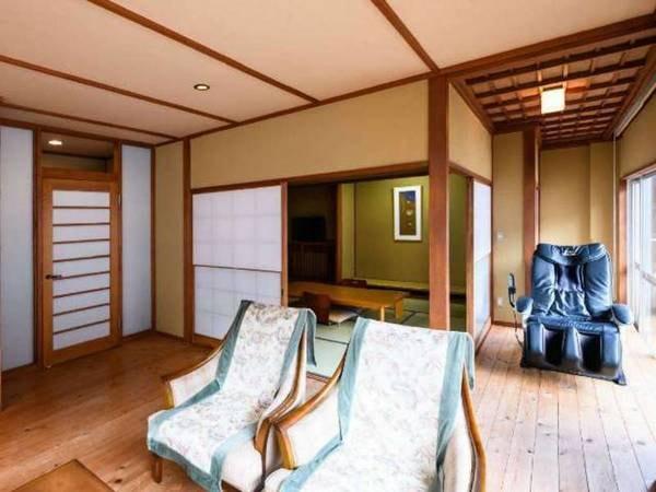 【温泉露天風呂付き特別室 かんざん】/一例