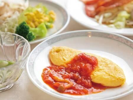 【朝食/例】朝食もカフェテリア形式で食べ放題