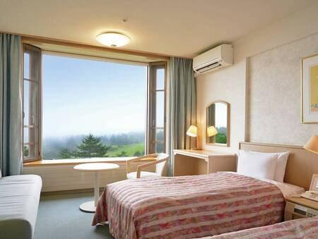 【浅間山側客室/例】大自然を身近に感じる人気のお部屋!