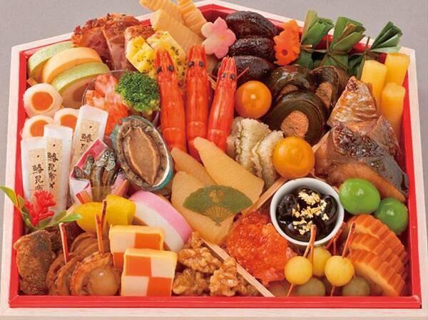 【おせち(和)/例】お得な2食+年末におせちが届くプラン登場!