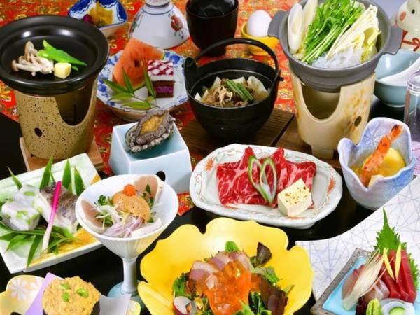 季節の彩り和食膳(スタンダードプラン)一例