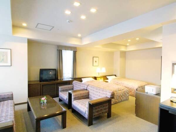 【81㎡洋室/例】別荘感覚の圧巻の広さ!81㎡のお部屋をご用意