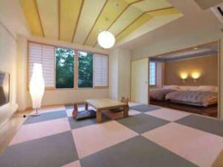 栖風亭和洋室/一例