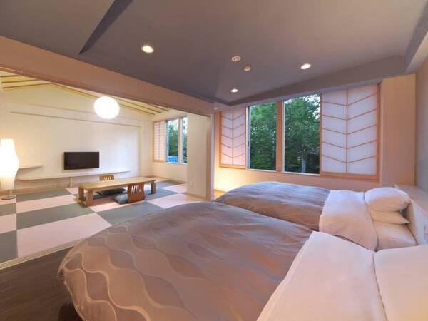 栖風亭和洋室一例