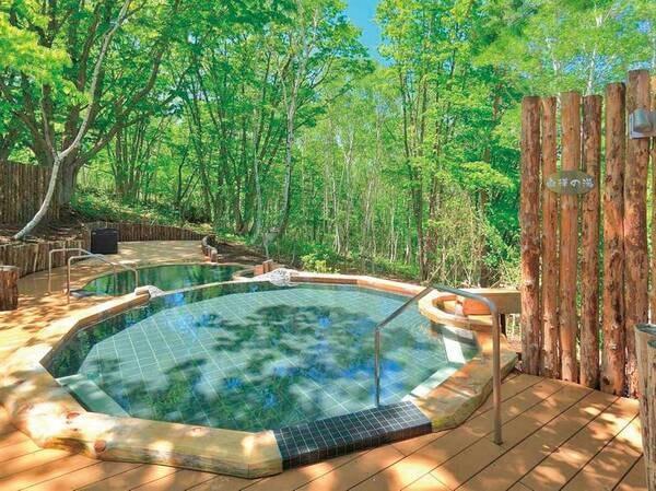 【水上高原ホテル200】水上高原の標高1000mに位置するリゾートホテル。様々な世代で楽しめるアクティビティが充実。和洋中全60種バイキングと開放的な湯船での湯浴みを堪能