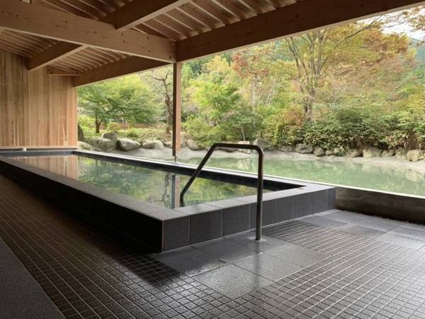 【群馬 藤岡 森の温泉ホテル】驚きのとろみ!とろ~りとした肌触りの美肌の湯。全室禁煙室。健康に気遣ったおもてなし