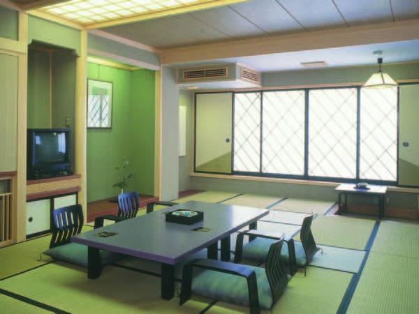 【客室/例】高層階だから眺め良好!夕食はゆったりとお部屋食で
