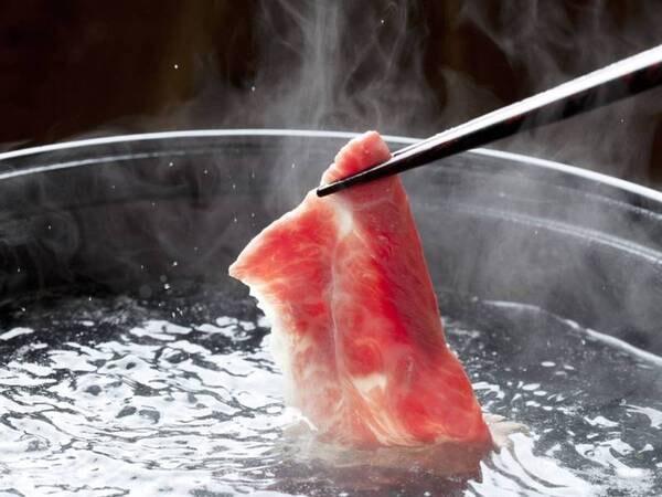 *【牛しゃぶ】とろける国産牛を味わいください。※画像はイメージです。