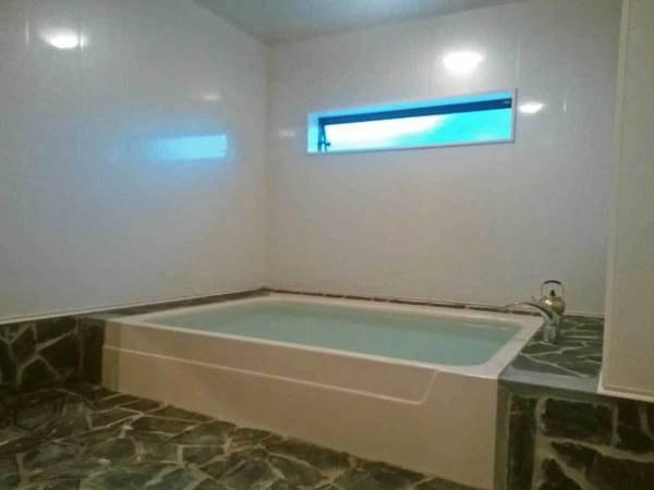 平成28年12月にオープンしたお風呂です。