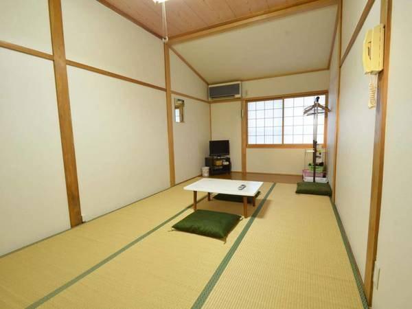 *【和室9畳】ゆったりと過ごして頂けるように、6畳のお部屋を9畳にリニューアル。