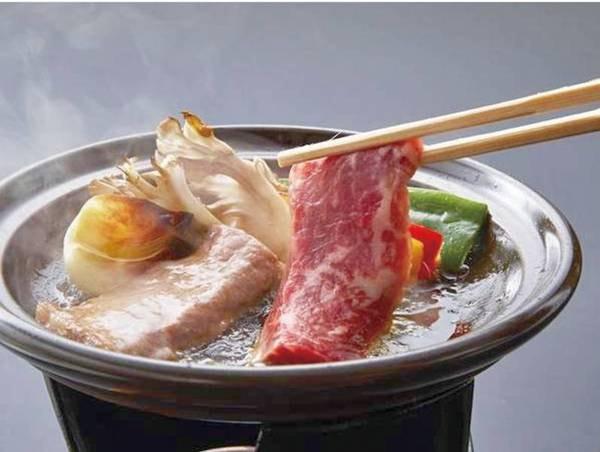 【手作り和洋会席料理/例】A5ランク黒毛和牛を堪能!