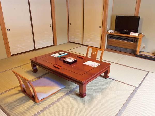【南館和室/例】食事処と同じ棟にあり、移動に便利