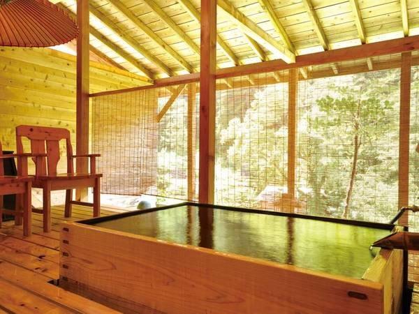 【西館和室/例】露天風呂付和洋室