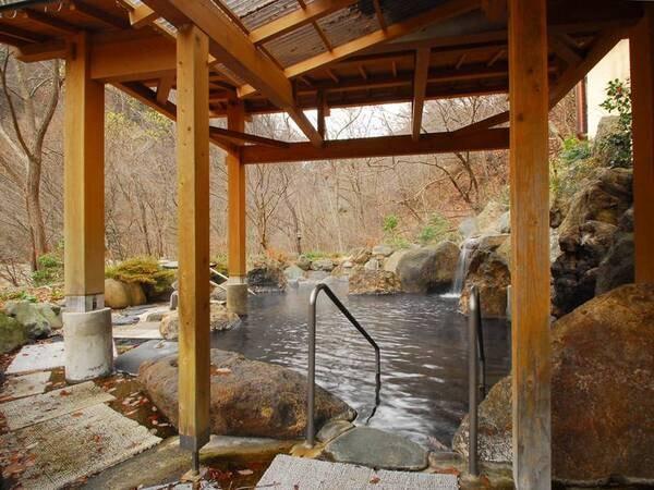 *露天風呂/川の音に耳を傾けて、ゆったりお寛ぎください。