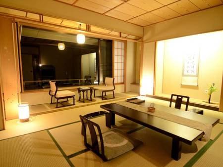 東館最上階・禁煙・和室12畳特別展望客室/一例
