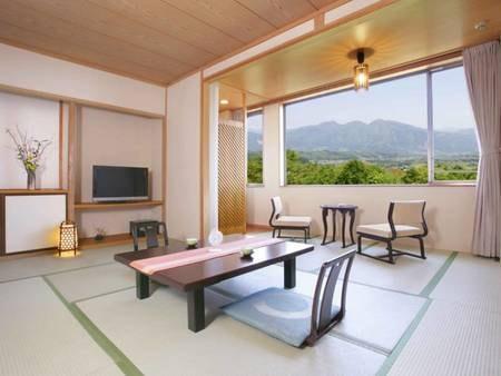東館最上階・禁煙・和室10畳特別展望客室/一例