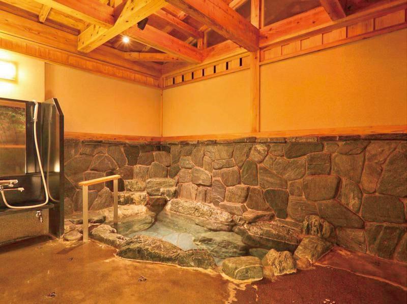 1階 貸切風呂(くんとう)