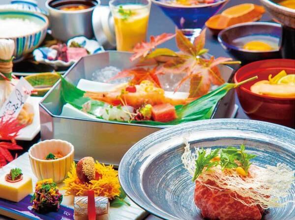 【夕食/例】上州牛すき焼き会席
