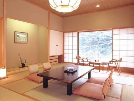和室 7.5畳以上の清潔な和室をご用意