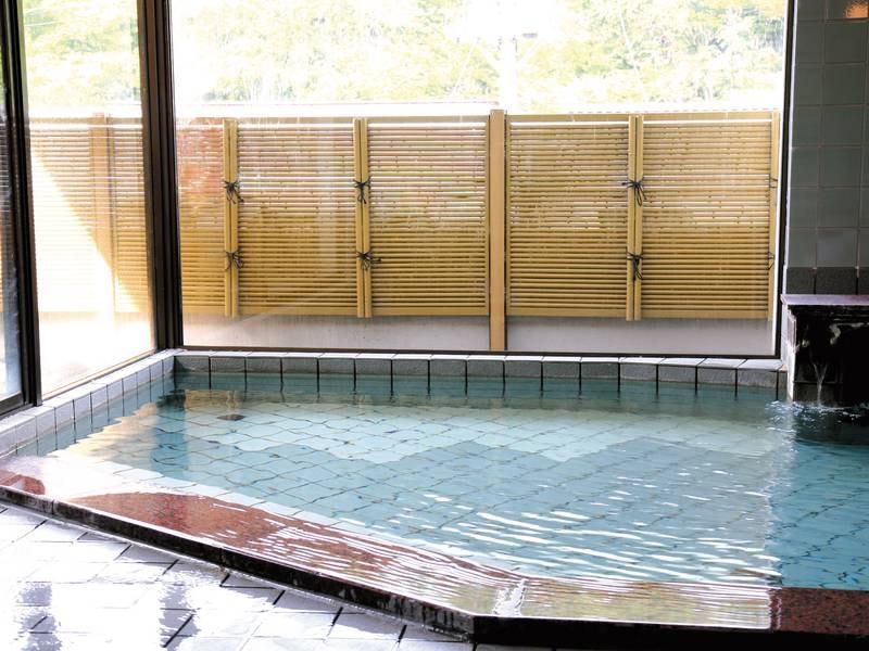 【露天風呂】自然を感じながらゆったり