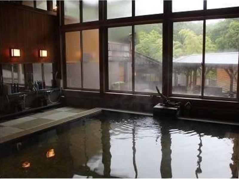 【四季(とき)の湯】畳のぬくもりが気持ち良いお座敷風呂