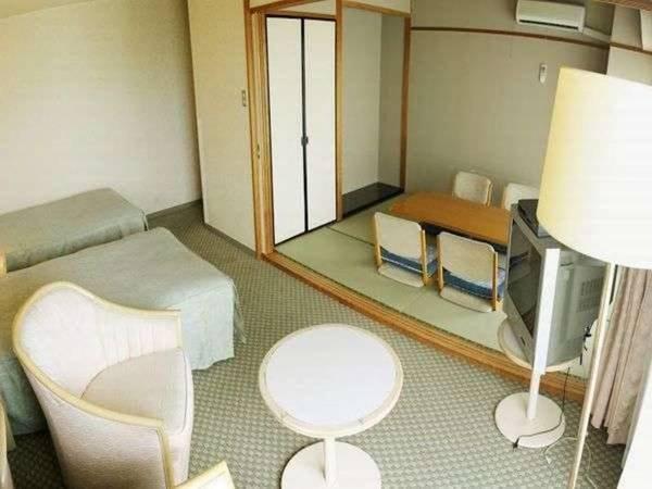 和洋室(4.5畳+洋室)【禁煙】/一例