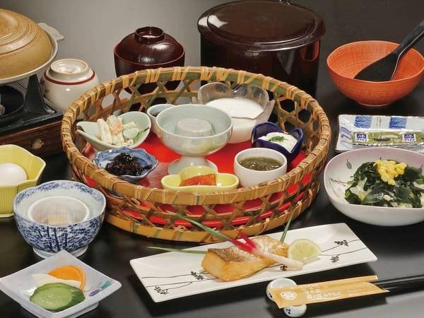 【朝食/例】田舎な朝ごはんをどうぞ!