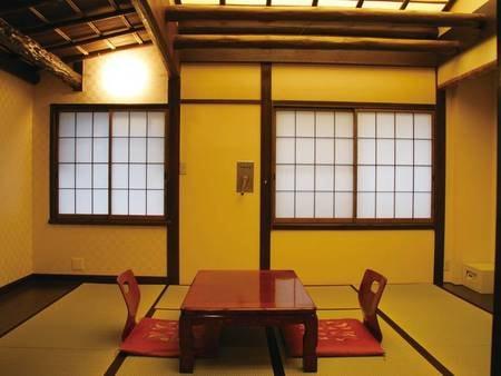【8畳和室/一例】古民家をイメージしたお部屋です