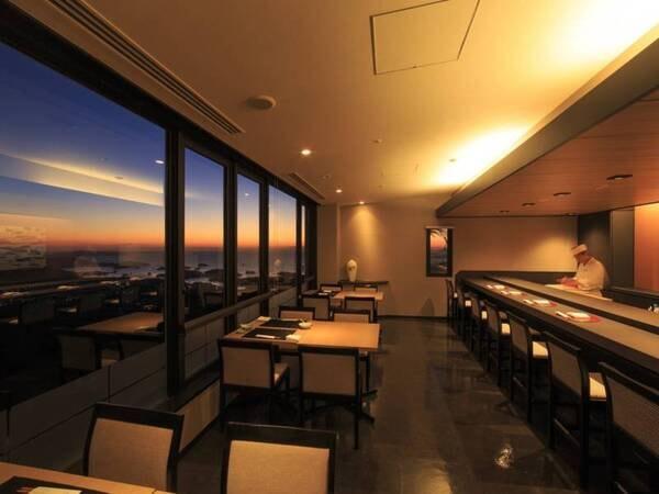 和食レストラン「汐彩」
