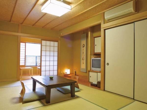 由布岳の見える和室8畳[禁煙]/一例