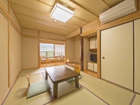 由布岳の見える和室10畳[禁煙]/一例