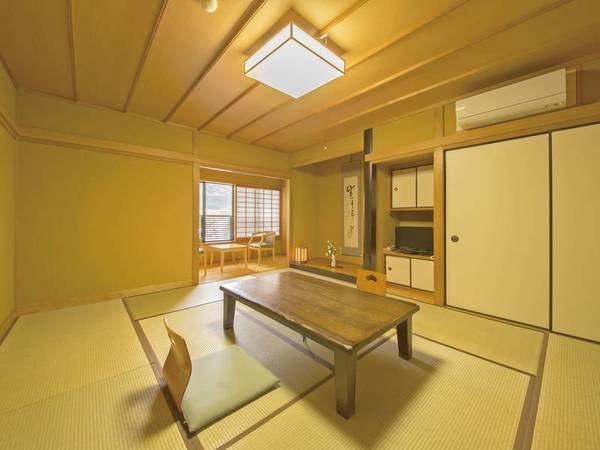 由布岳の見える和室12畳[禁煙]/一例