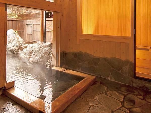 【特別室 楸の間】客室風呂/一例
