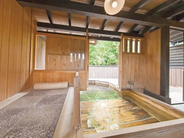 【特別室 梢の間】客室風呂/一例