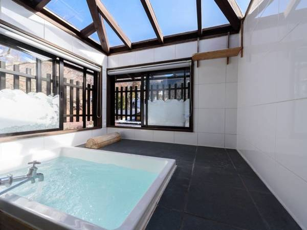 【シングルルーム 檪の間】風呂