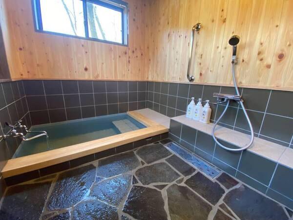 【梼の間】内風呂/例