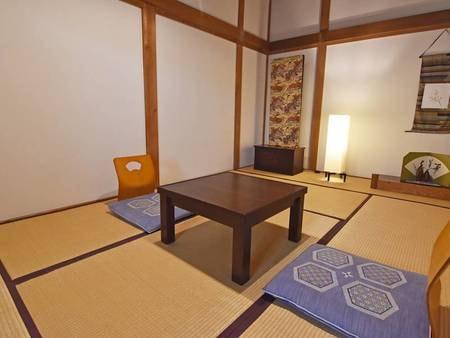 *【8畳/客室一例】2~3名様でご利用いただける和室です。
