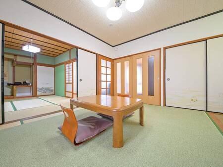 【さくら荘】露天風呂付き一戸建て離れ/一例