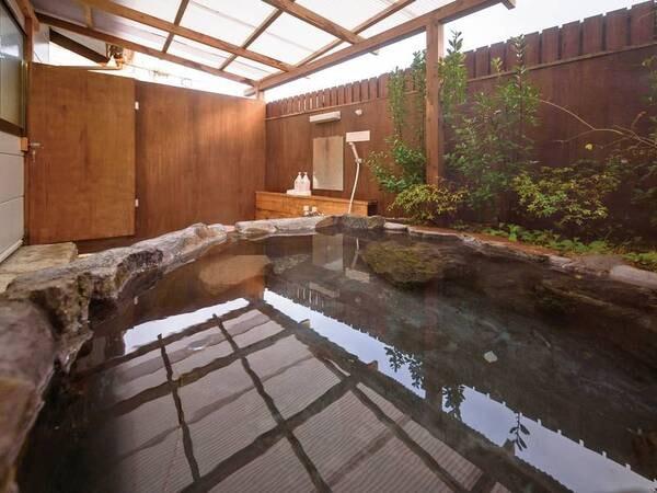 【さくら荘】客室露天風呂/一例