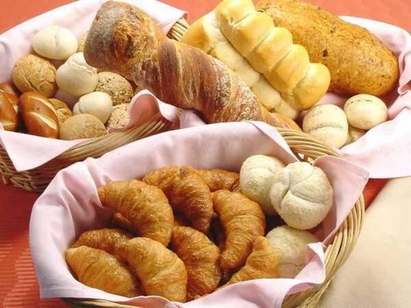 朝食バイキング(焼き立てパン)※当日の予約状況によっては和定食/例