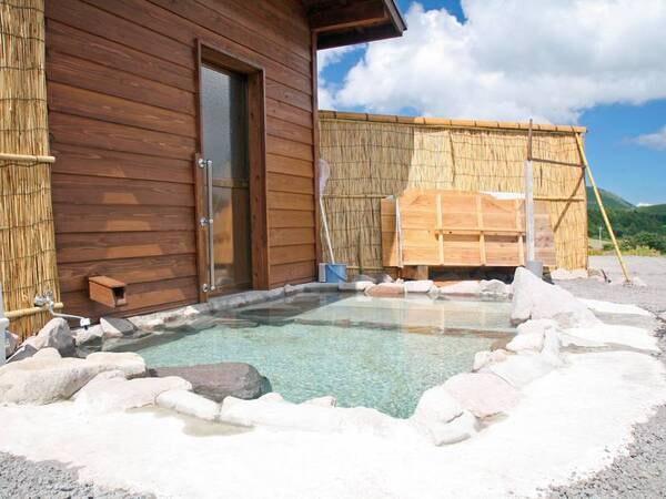貸切露天風呂『野鹿の湯』