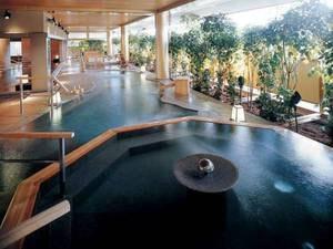 大浴場「悠幻の湯殿」露天風呂