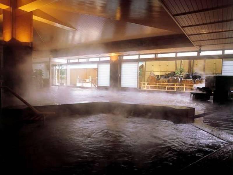 大浴場「九谷の湯処」内湯(大)