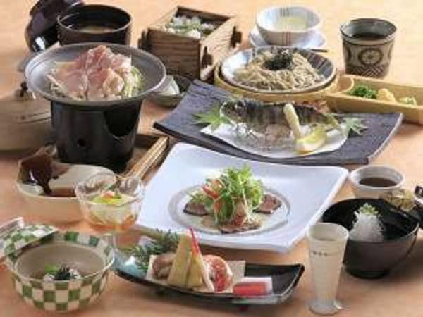 和食の会席/一例