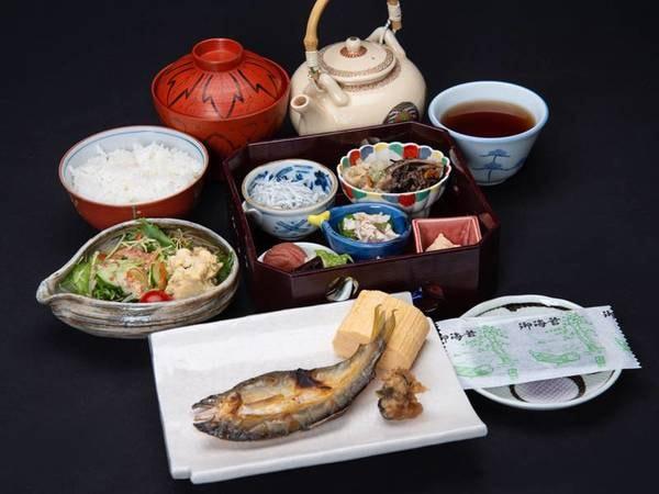 *【朝食】自家製にこだわった、体にやさしい和朝食!