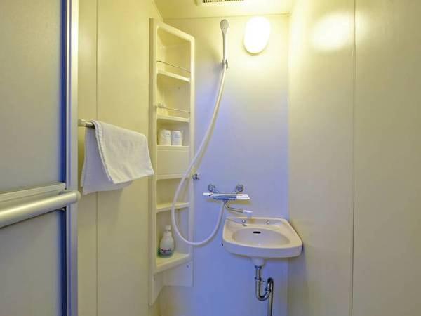 ◆ツインルーム(シャワー・トイレ付き)/一例